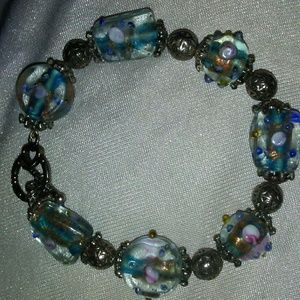 Bracelet with beautiful beads